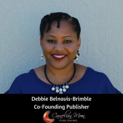 2 - Debbie Belnavis-Brimble Headshot